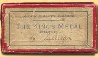 Kings Medal